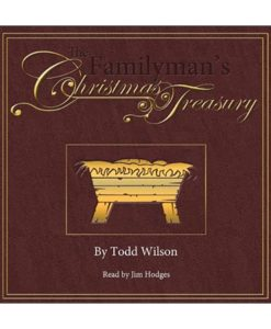 Familyman Christmas Treasury cover proof