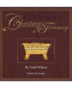 Familyman Christmas Treasury cover proof