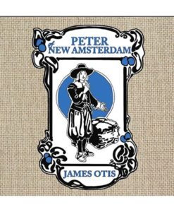 Peter of New Amsterdam cover proof