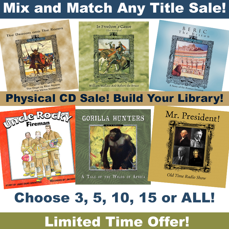 Mix and Match Any CD Titles