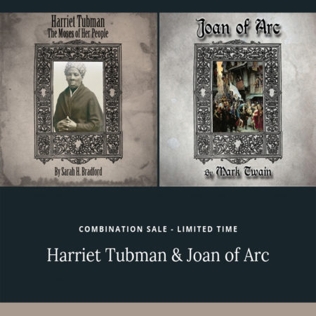 Harriet Tubman-Joan of Arc